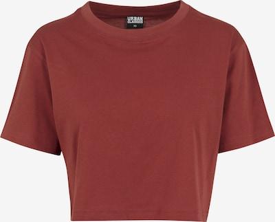 Urban Classics Tričko - krvavě červená, Produkt