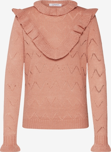 GLAMOROUS Pullover 'AC2755' in pink, Produktansicht