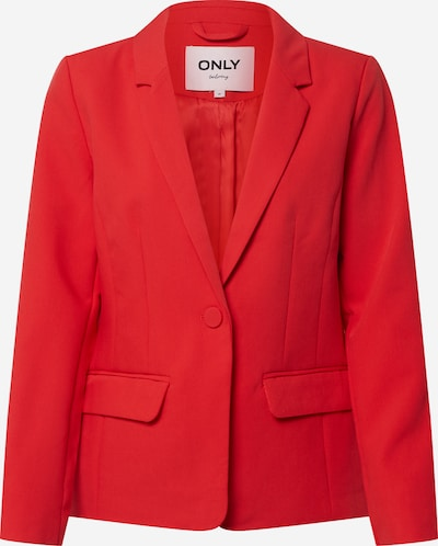 ONLY Blazer in rot, Produktansicht