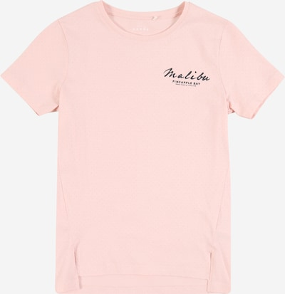 NAME IT Shirt 'NKFVIA' in rosa, Produktansicht