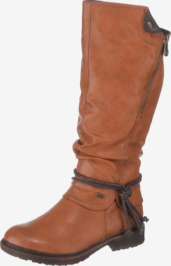 RIEKER Laarzen in de kleur Cognac, Productweergave