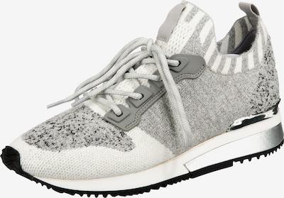 LA STRADA Sneaker in graumeliert / weiß, Produktansicht
