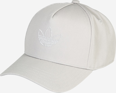 ADIDAS ORIGINALS Pet 'Outline Trucker' in de kleur Grijs, Productweergave