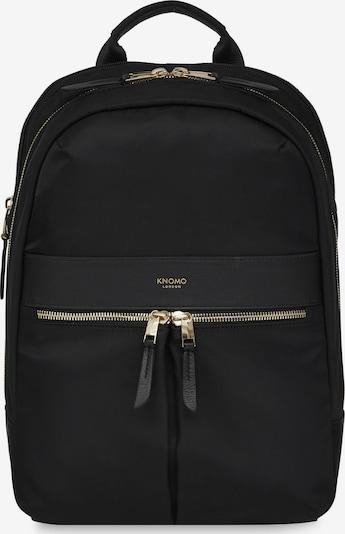 KNOMO Rucksack 'Mayfair' in schwarz, Produktansicht