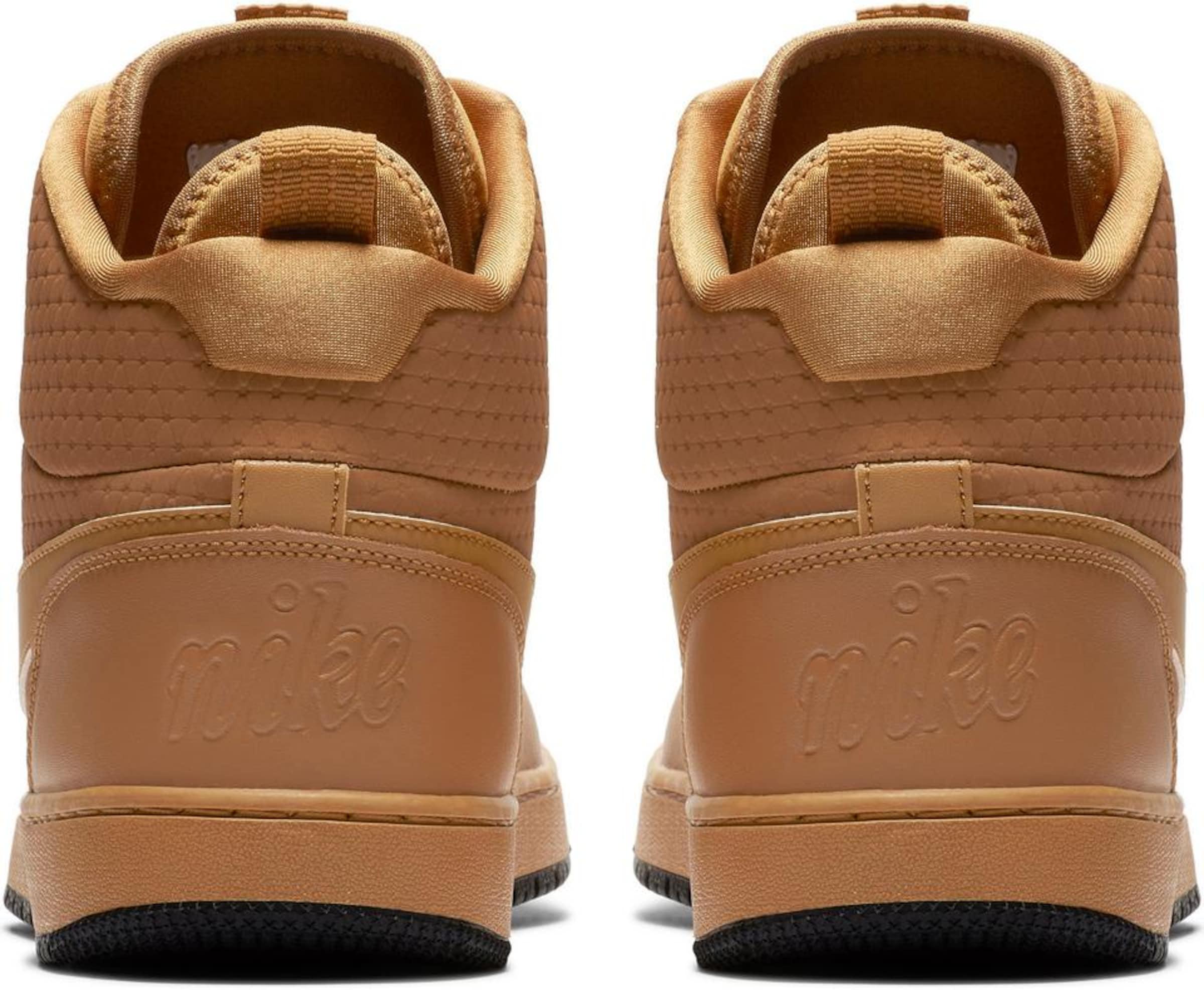 Sportswear 'ebernon Nike Sneaker Mid' Cognac In drtohBsQxC