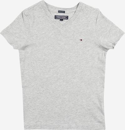 TOMMY HILFIGER Majica | pegasto siva barva, Prikaz izdelka