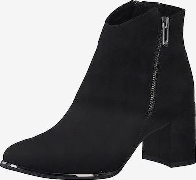 MARCO TOZZI Bottines en noir, Vue avec produit