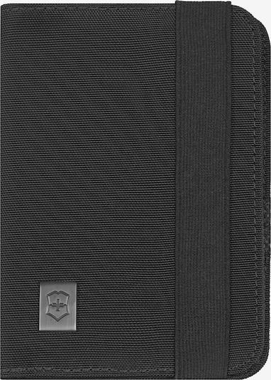 VICTORINOX Kreditkartenetui in schwarz, Produktansicht