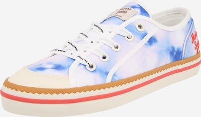 SCOTCH & SODA Sneaker in blau / pastelllila / weiß, Produktansicht