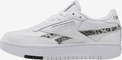 Reebok Classic Sneakers laag 'CLUB C' in de kleur Gemengde kleuren / Wit, Productweergave