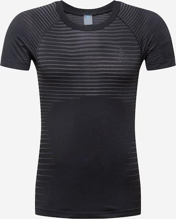 ODLO Funksjonsskjorte 'Performance Light' i svart