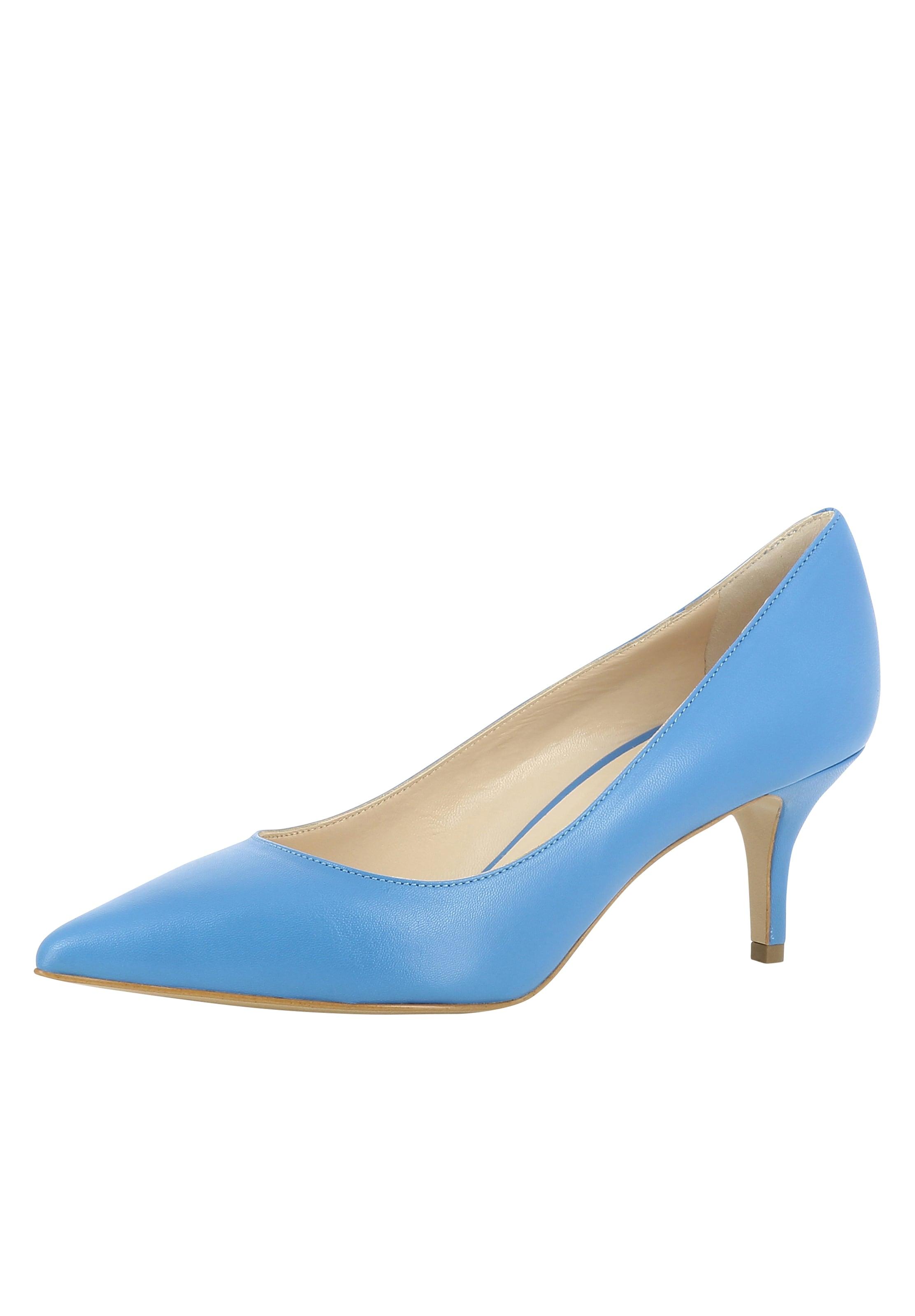In Pumps Pumps 'giulia' Evita Evita Pumps 'giulia' 'giulia' Blau In Blau Evita dBstoQrCxh