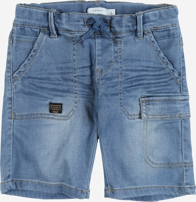 NAME IT Shorts 'NMMRYAN DNMATORY 2355' in blue denim, Produktansicht