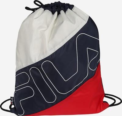 FILA Športový batoh 'ROSSO' - červené / čierna / biela, Produkt