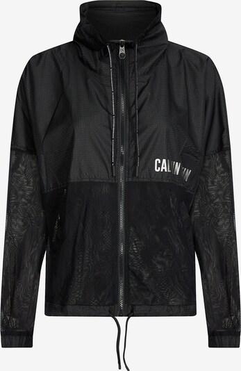 Calvin Klein Übergangsjacke in schwarz, Produktansicht