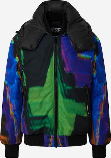 DIESEL Prijelazna jakna 'W-ON-AOP' u miks boja, Pregled proizvoda