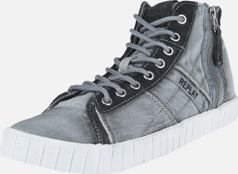 REPLAY | High-Top Sneaker 'EVERET'