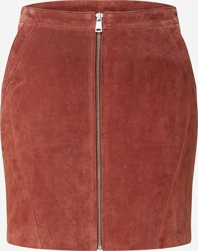 Fustă 'CAMARA' ONLY pe roșu, Vizualizare produs
