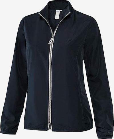 JOY SPORTSWEAR Sportjacke 'Nora' in schwarz, Produktansicht