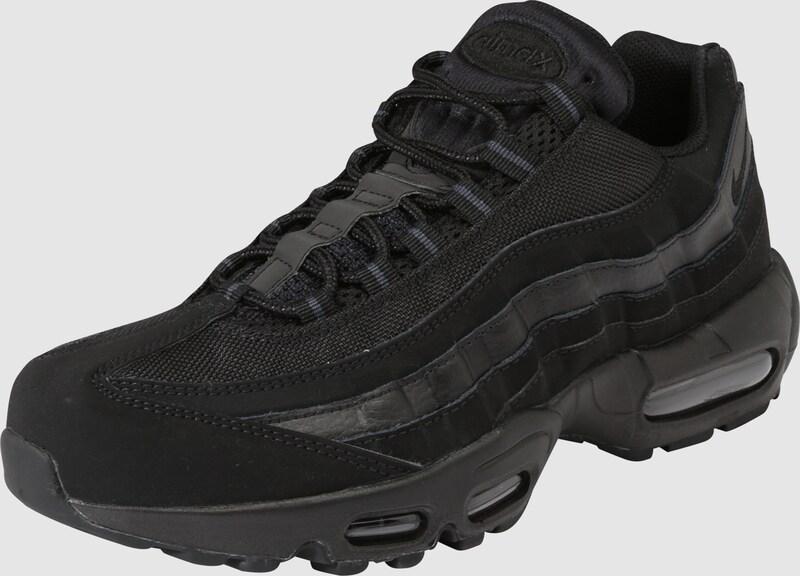 Nike Sportswear Turnschuhe Turnschuhe Turnschuhe Low 'Air Max 95 Synthetik, Textil Lässig wild c8d8e2