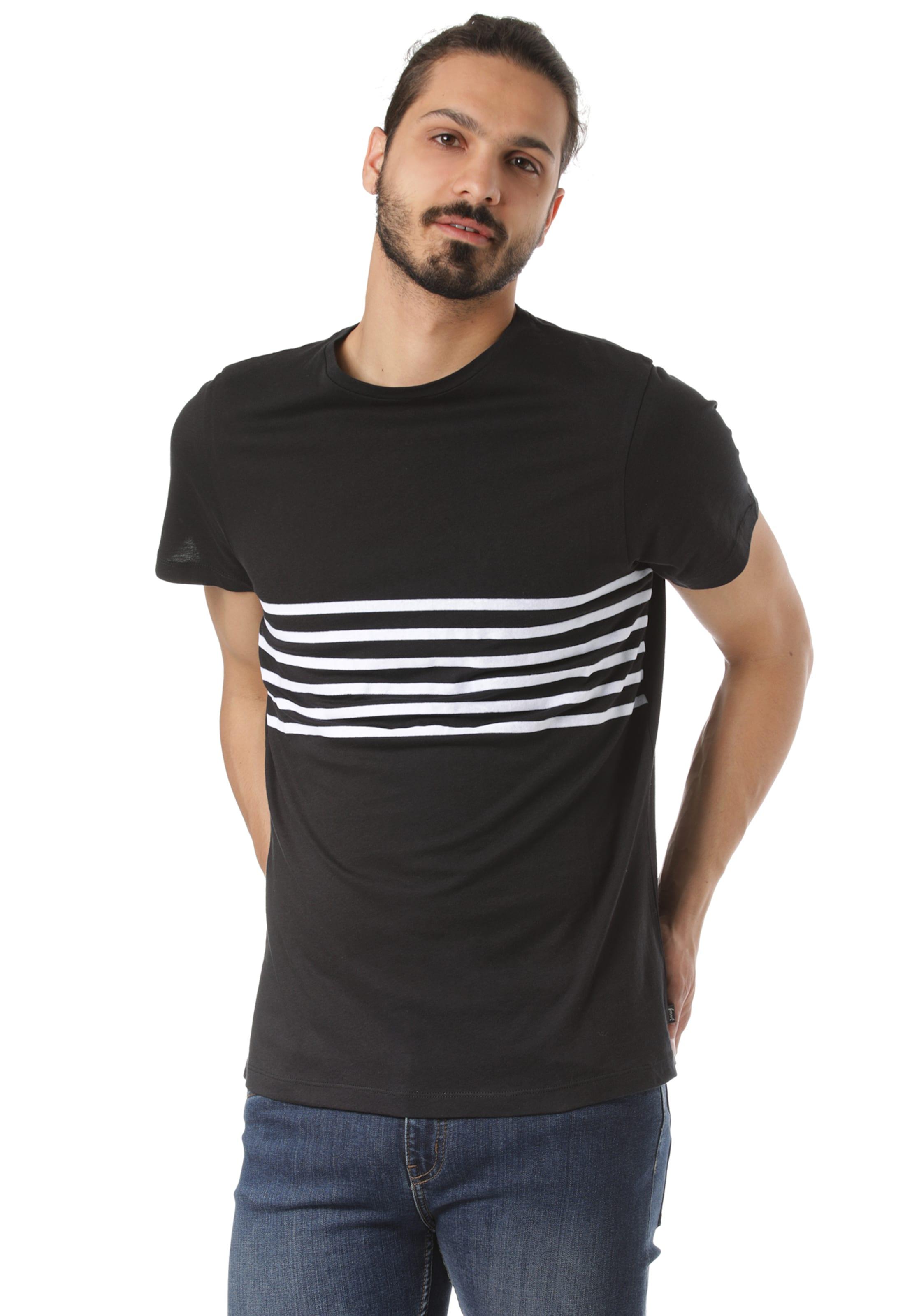 T Schwarz In shirt 'raha' Forvert XulkZTiwOP