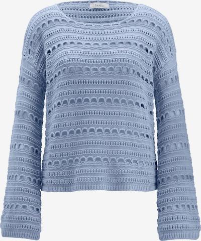 heine Pullover 'CASUAL' in hellblau, Produktansicht