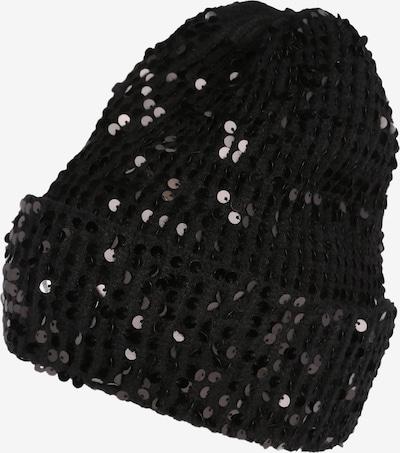 PIECES Mütze 'INDIE' in schwarz, Produktansicht