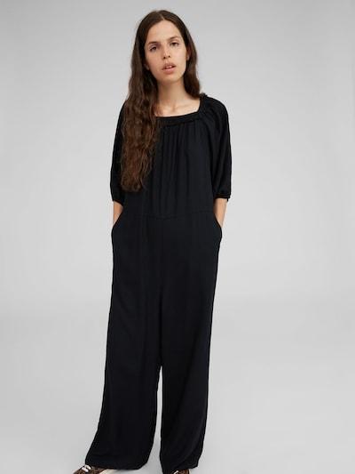 Kombinezono tipo kostiumas 'Bellona' iš EDITED , spalva - juoda: Vaizdas iš priekio