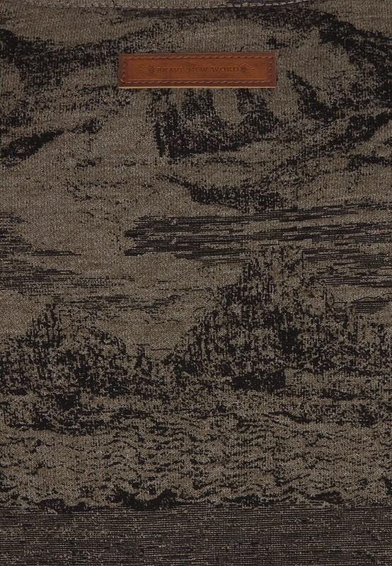 naketano Sweatshirt 'Nasenbär'