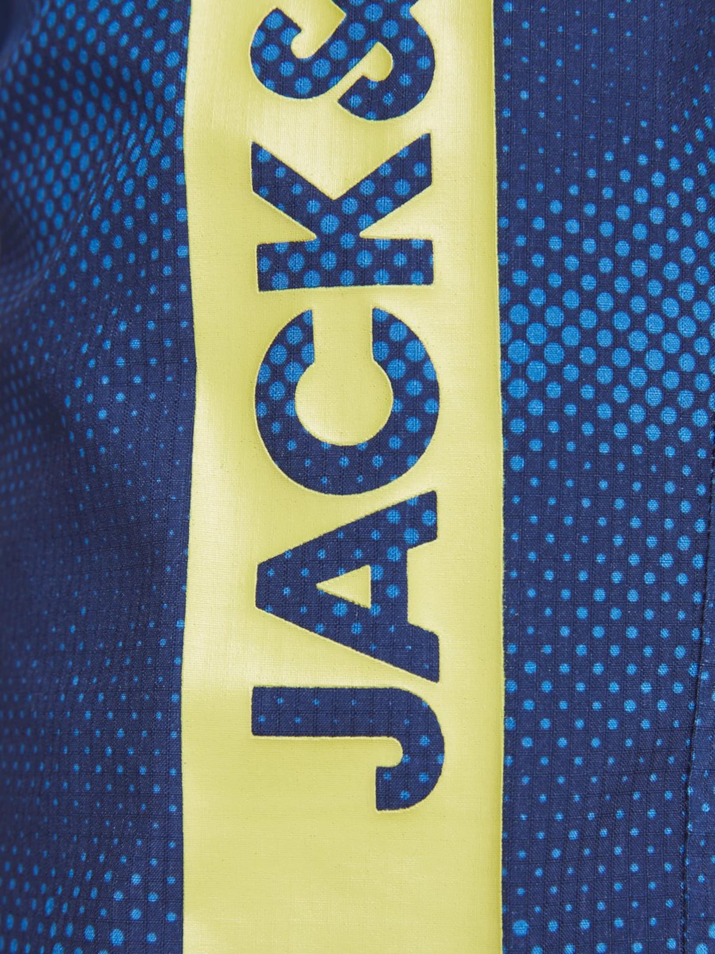 Bain JonesShorts Jackamp; Jaune BleuClair De In 34jAR5Lcq