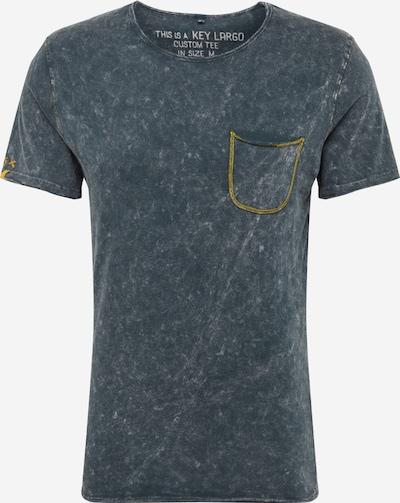 Key Largo Shirt 'MT BOBCAT' in anthrazit, Produktansicht