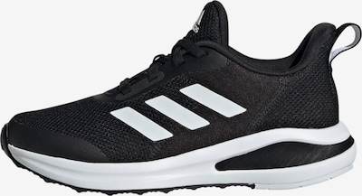 ADIDAS PERFORMANCE Laufschuhe 'FortaRun 2020' in schwarz / weiß, Produktansicht