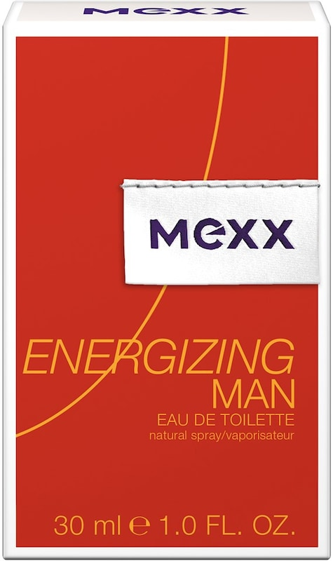Mexx énergisant, Eau De Toilette
