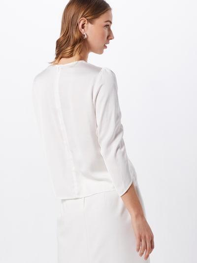 IVY & OAK Bluzka 'BRIDAL' w kolorze białym: Widok od tyłu