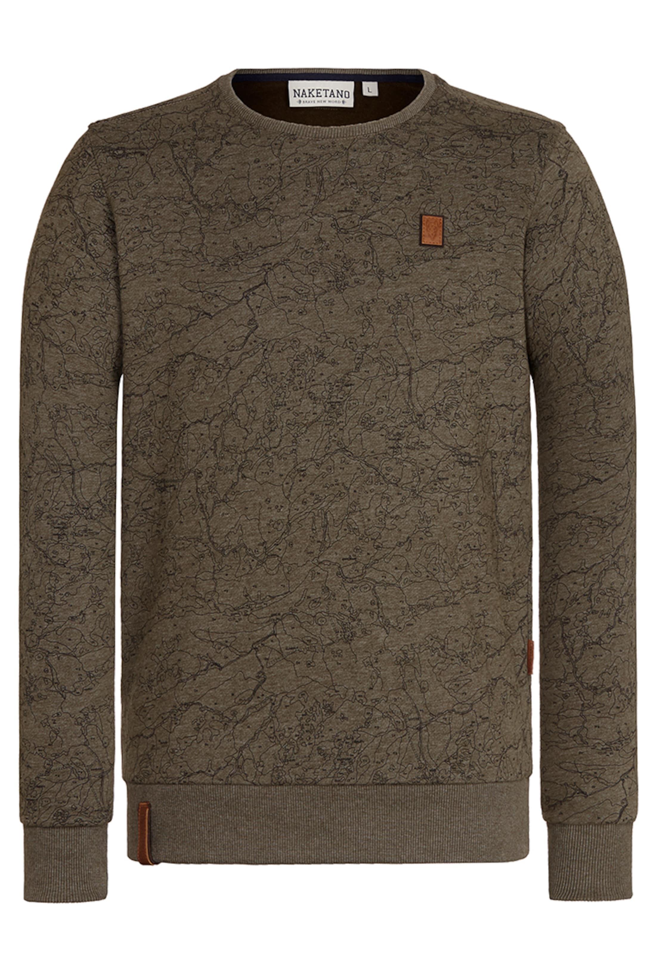 naketano Male Sweatshirt Freies Verschiffen Heißen Verkauf Qualität Frei Für Verkauf Modestil Fabrikverkauf Starttermin Für Verkauf BZRhzQB
