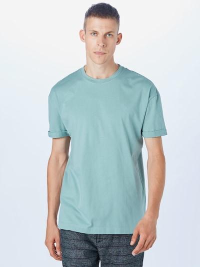 DRYKORN T-Shirt 'THILO' en vert: Vue de face