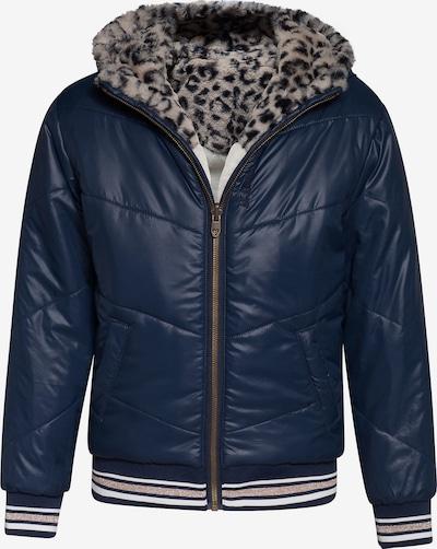 WE Fashion Winterjacke zum Wenden in blau, Produktansicht