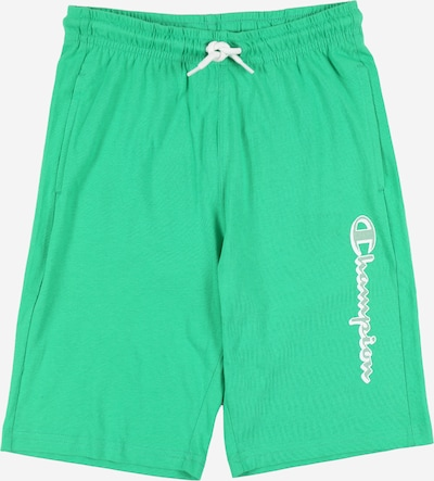 Champion Authentic Athletic Apparel Shorts in grün, Produktansicht