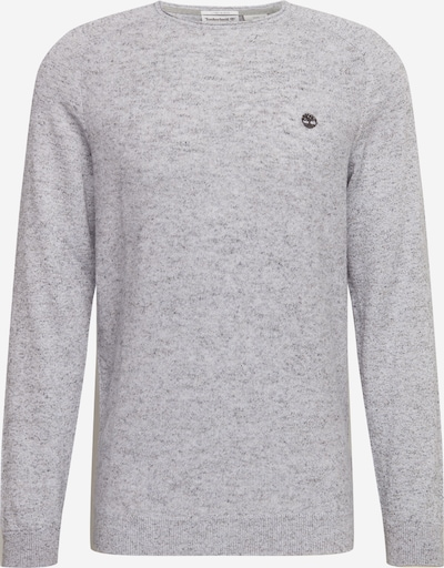 TIMBERLAND Sweat-shirt 'Cot Lin Interest Sweat' en gris, Vue avec produit
