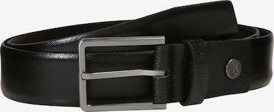 Calvin Klein Gürtel '3.5CM ADJ.BOMBED BELT SAFFIANO' in schwarz, Produktansicht
