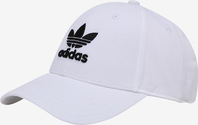 ADIDAS ORIGINALS Cap 'BASEB CLASS TRE' in weiß, Produktansicht
