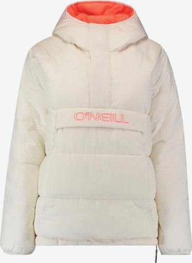 O'NEILL Športová bunda - oranžová / biela, Produkt