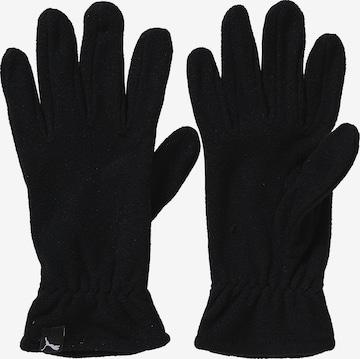 PUMA Handschuhe in Schwarz