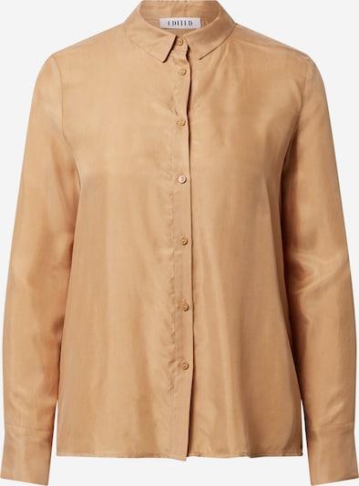 EDITED Bluse 'Ellinor' in beige, Produktansicht