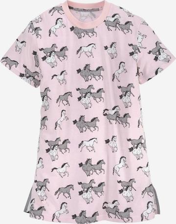 PETITE FLEUR Nachthemd in Pink