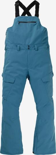 BURTON Snowboardhose 'Reserve Bib' in royalblau, Produktansicht