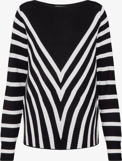 Noisy may Pullover 'Aria' in schwarz / weiß, Produktansicht