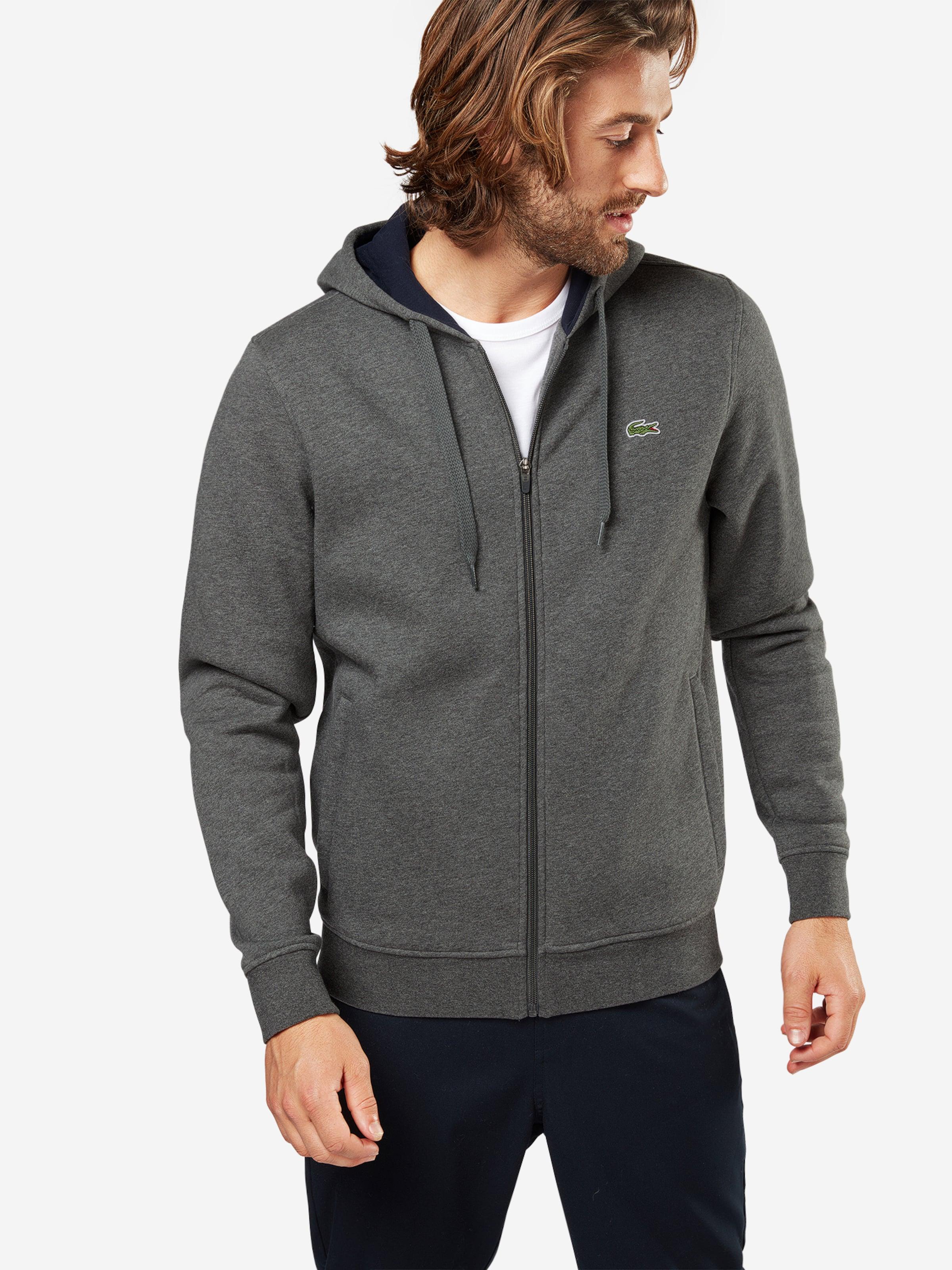 Fälschung Günstig Online LACOSTE Sweatshirt Günstige Manchester-Großer Verkauf FLMrCJ