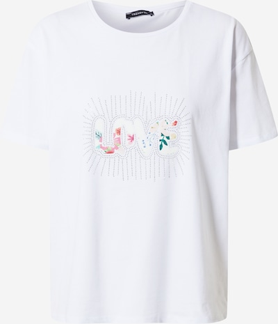 Trendyol T-Shirt in mischfarben / weiß, Produktansicht