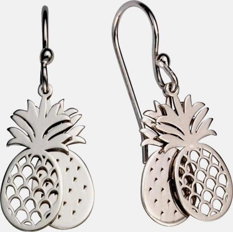 FIRETTI Paar Ohrhaken 'Ananas'